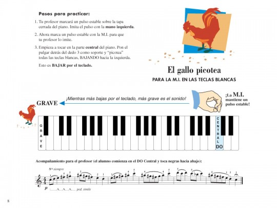 Piano Adventures® Level 1 Lesson & Theory Book 2