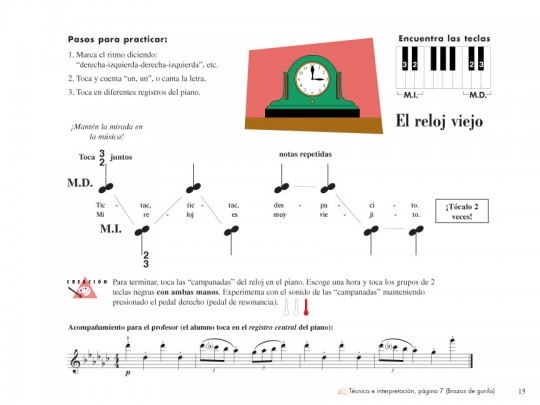 Piano Adventures® Level 1 Lesson & Theory Book 5