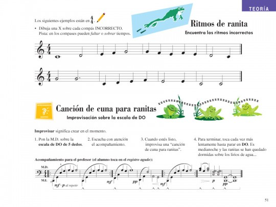 Piano Adventures® Level 1 Lesson & Theory Book 8