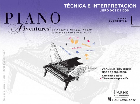 Piano Adventures® Level 1 Technique & Performance Book 1