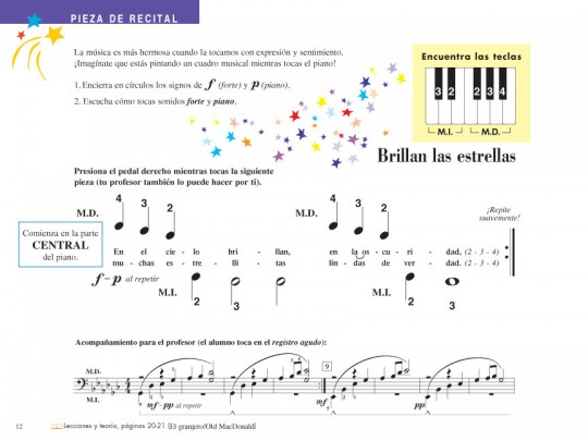 Piano Adventures® Level 1 Technique & Performance Book 4