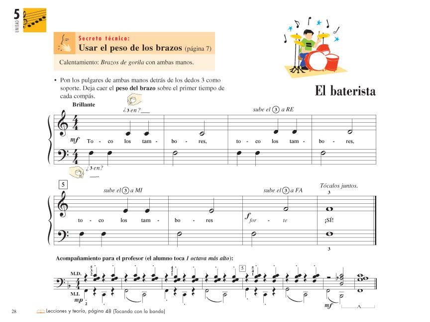 Piano Adventures® Level 1 Technique & Performance Book 5