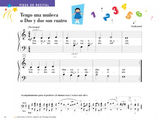Piano Adventures® Level 1 Technique & Performance Book 6