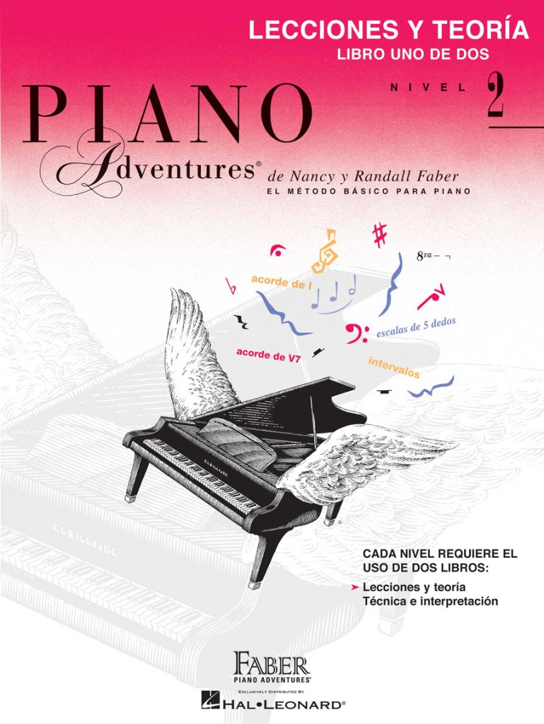 Piano Adventures® Level 2 Lesson & Theory Book