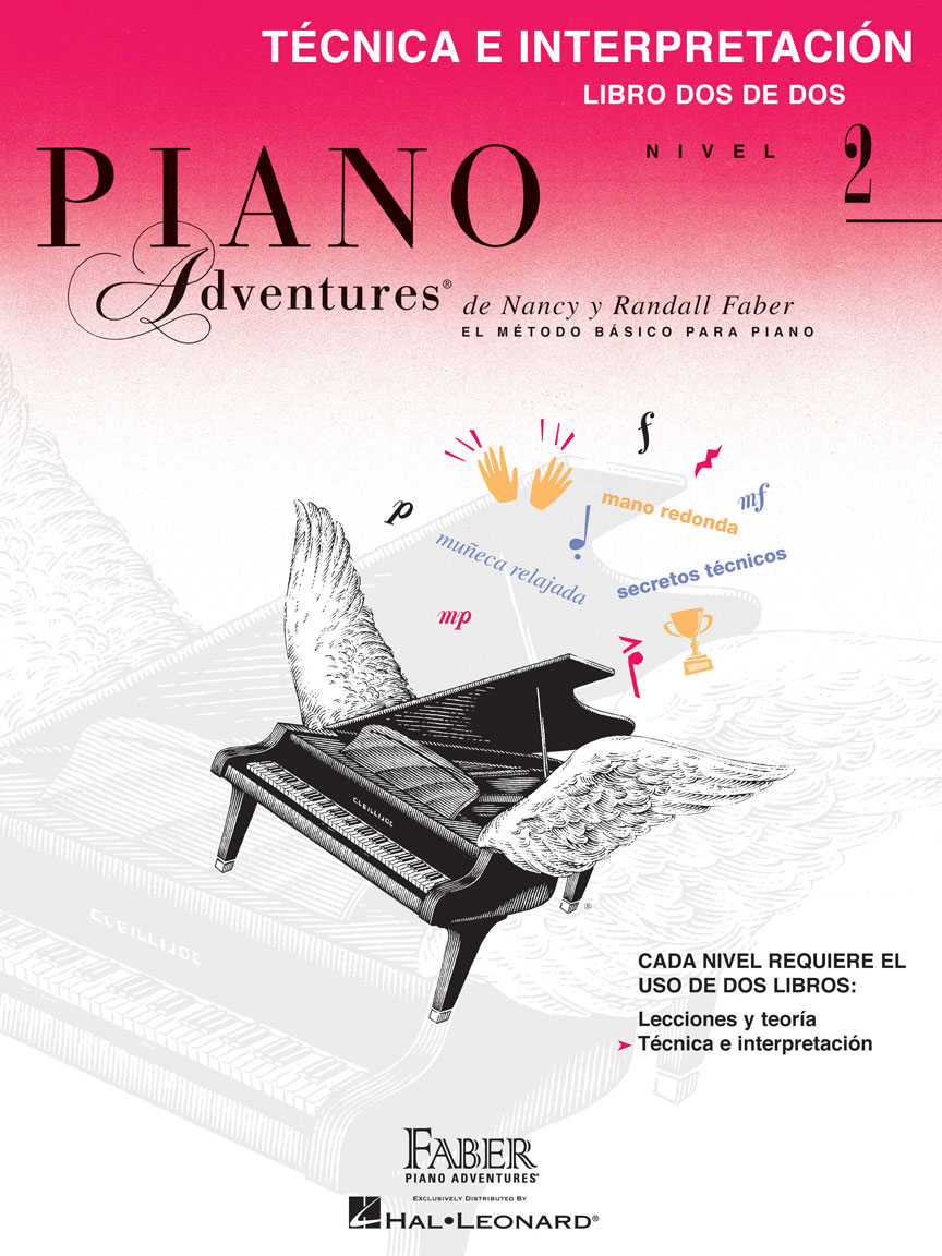 Piano Adventures® Level 2 Technique & Performance Book