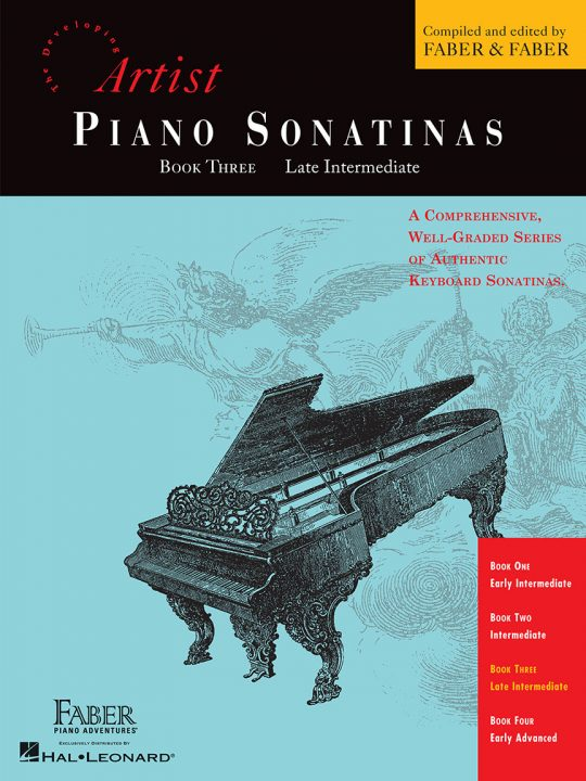 Piano Sonatinas Book 3