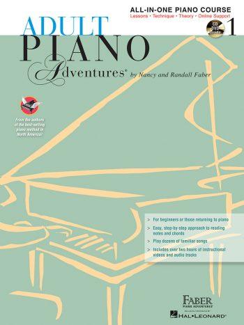 Adultos Piano Adventures