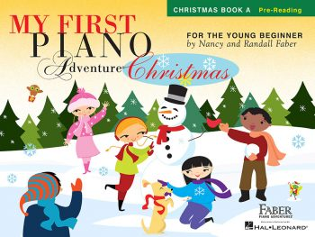 My First Piano Adventure® Christmas Book A