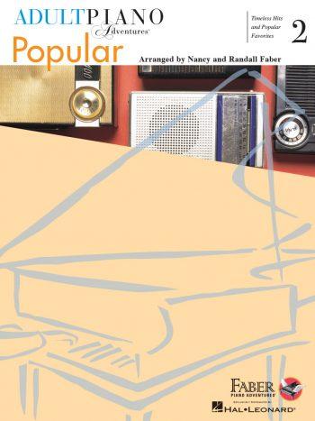 Adult Piano Adventures Popular Book 2