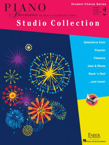 Piano Adventures Student Choice Studio Collection Level 2