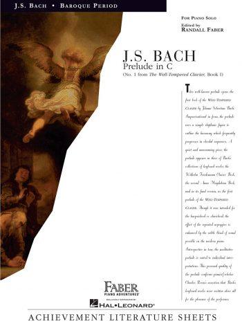Bach, J.S. - Prelude in C