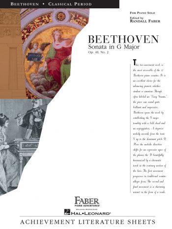 Beethoven - Sonata in G Major Op. 49, No. 2
