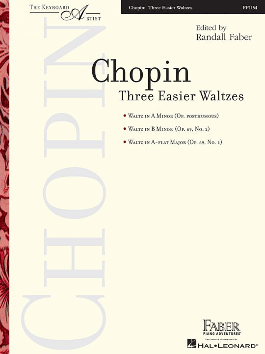 Chopin - Three Easier Waltzes