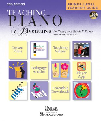 Piano Adventures® Primer Level Teacher Guide