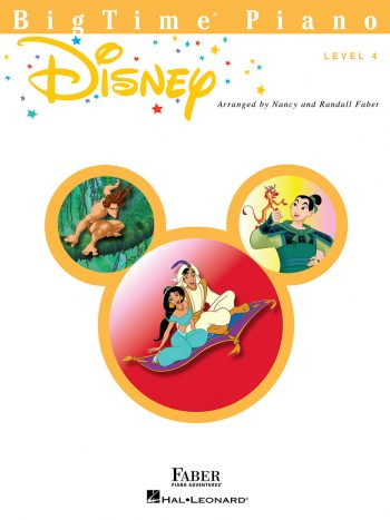 BigTime® Piano Disney